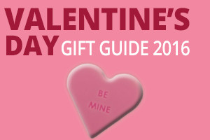 2016 Valentine's Day Gift Guide