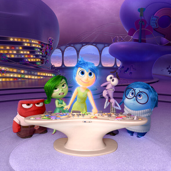 Insider Access to Disney•Pixar's 'Inside Out' ©2015 Disney•Pixar. All Rights Reserved.