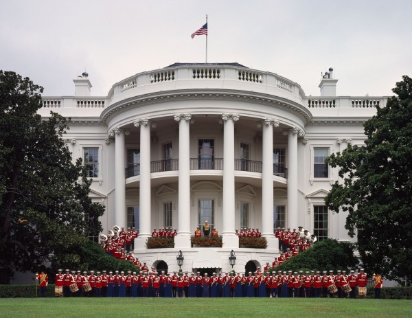 """""""The President's Own"""" U.S. Marine Band will participate in the 57th Inauguration of the President of the United States on Jan. 21, 2013. This marks the Marine Band's 54th consecutive inaugural appearance, a tradition that dates back to Thomas Jefferson in 1801. The Marine Band is America's oldest continuously active professional musical organization. Founded in 1798, the band has performed for every U.S. President since John Adams. Known as """"The President's Own"""" since the days of Thomas Jefferson, the band's primary mission is to provide music for the President of the United States and the Commandant of the Marine Corps.  (PRNewsFoto/The President's Own United States Marine Band)"""