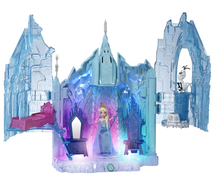 Disney Frozen Elsa Small Doll Castle Indiana Chronicle