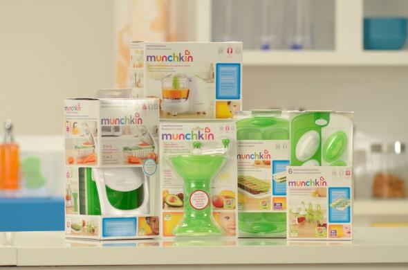 MUNCHKIN, INC. FRESH BABY FOOD